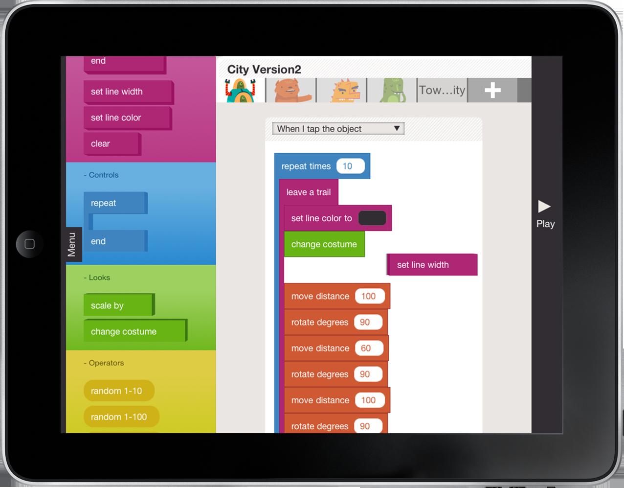 Hopscotch | Coding for Kids