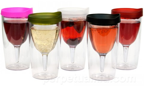 Vino2Go Sippy Cups