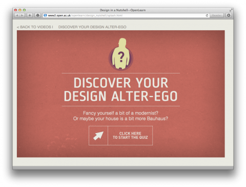 Discover your Design Alter-Ego