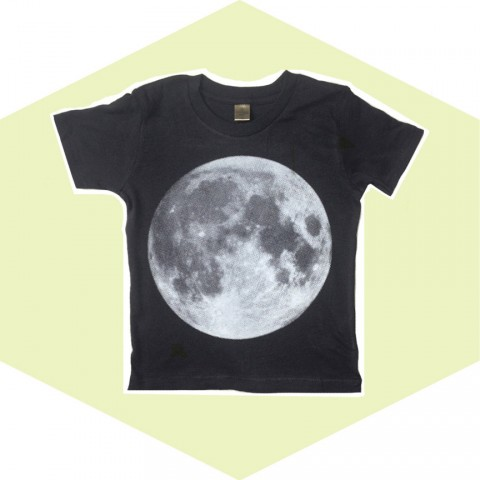 Full Moon Kids Tshirt