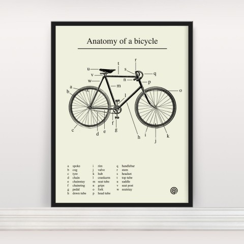 Anatomy of a Bicicyle