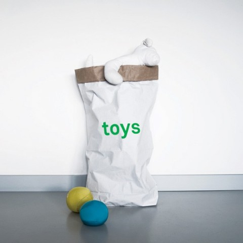 Toy Paper Bag