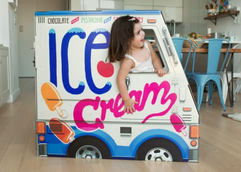 OTO Icecream Truck