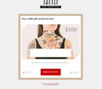 Tattly Digital Gift Card