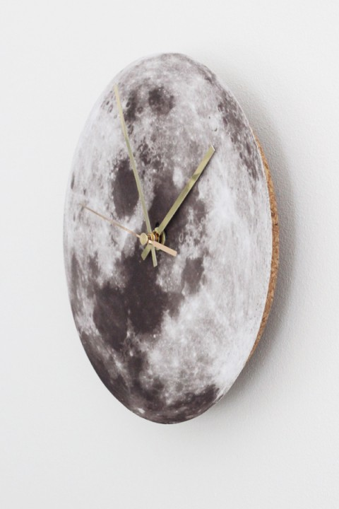 DIY Moon CLock