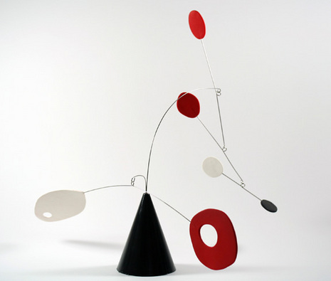 Alexander Calder Stabile