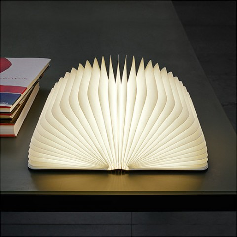 Lumio Book Lamp
