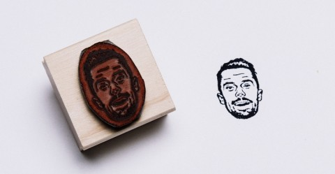 stamp yo face