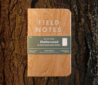 Shelterwood Fielnotes
