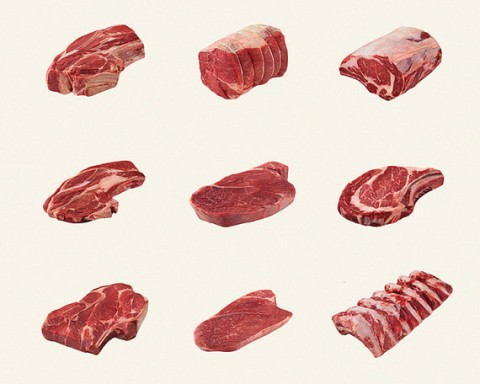 Beef Poster
