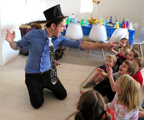 mario the magician