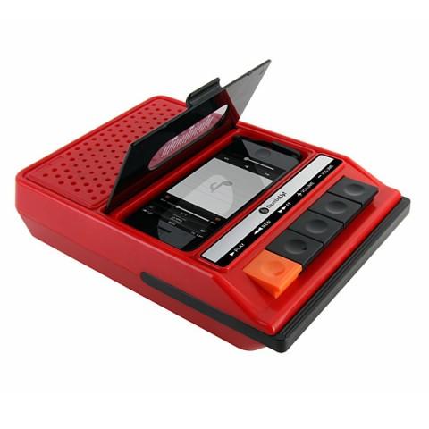 Retro Cassette Player Styled Portable Speaker For iPhone
