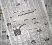 3d Newspaper Ad