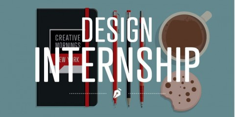 CreativeMornings Design Intern