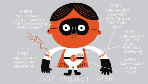 side-project man