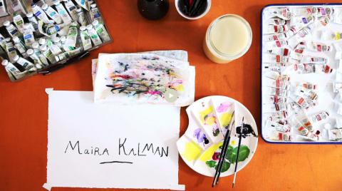 Portraits in Creativity