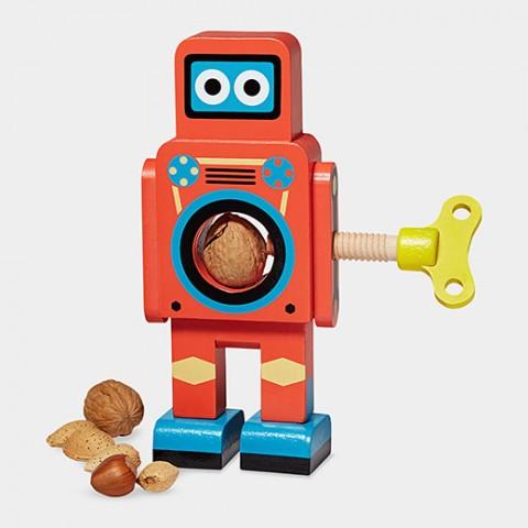 Robot Nutcracker