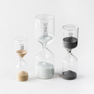 30 minute hourglass