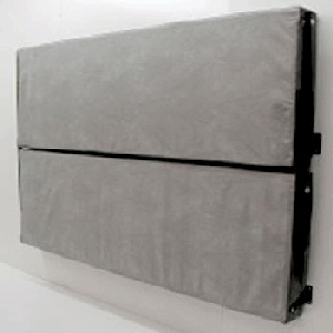 Swissmiss Folding Bunk Bed