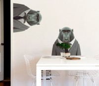 macaque blik