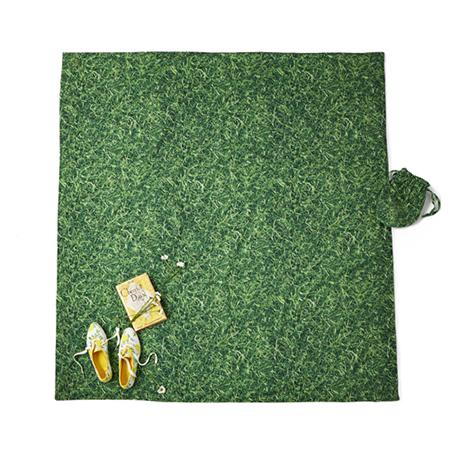 Grass Is Greener Picnic Blanket