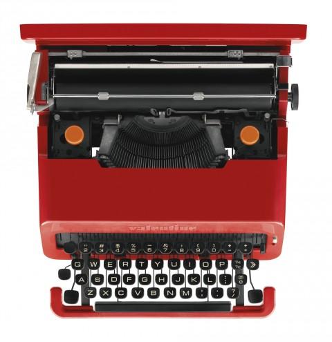 ettore sottesa typewriter