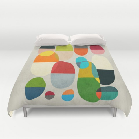 jagged little pills duvet cover