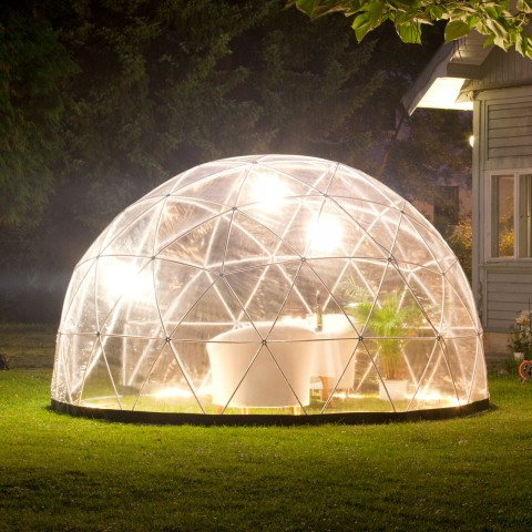 Backyard Dome swissmiss   geodesic dome for your backyard