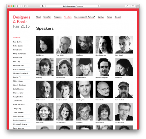 Designers and Books