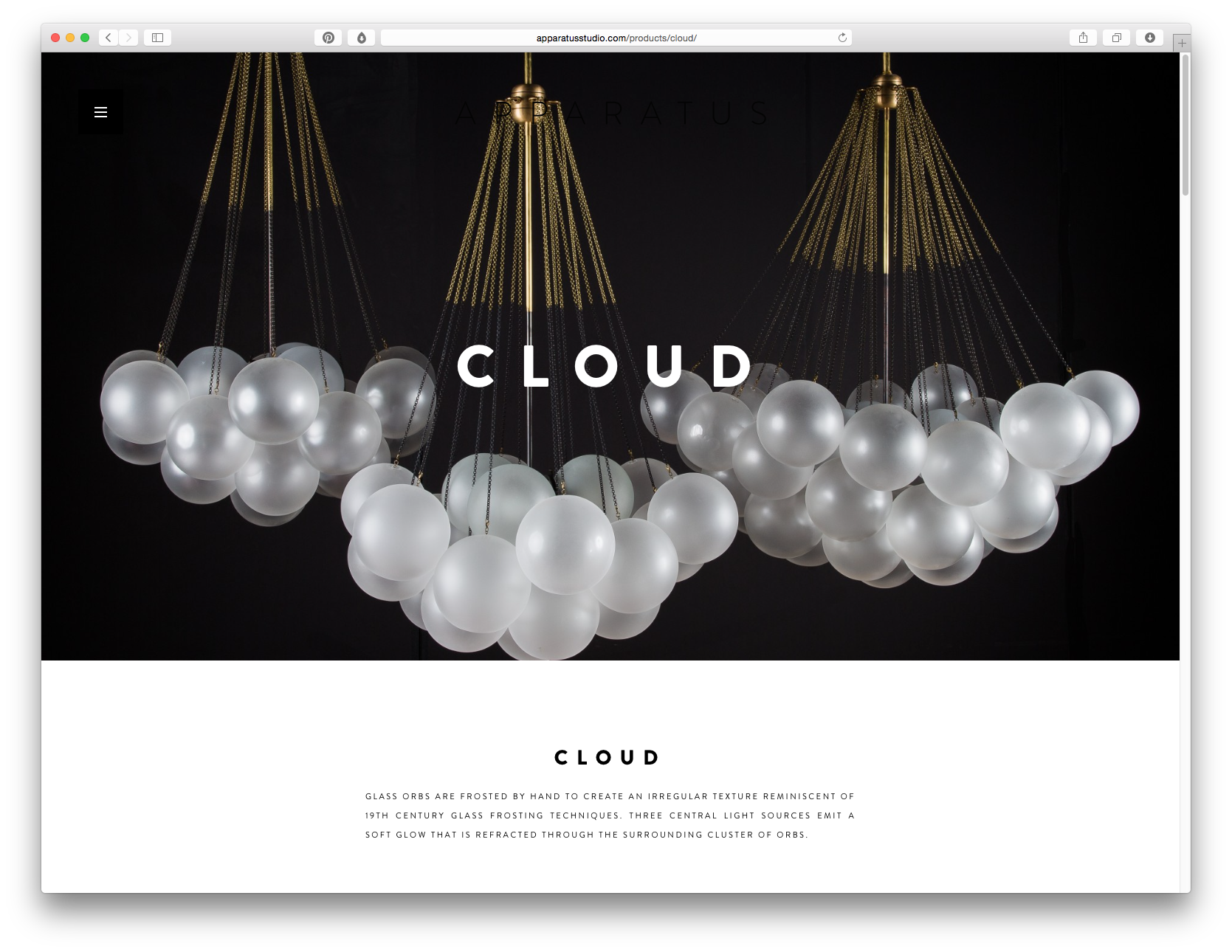 Apparatus Cloud