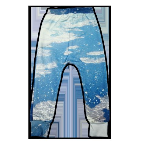 iceland baggy leggings