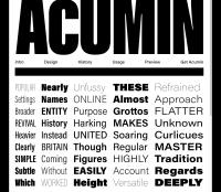 Acumin