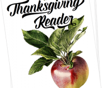 The Thanksgiving Reader