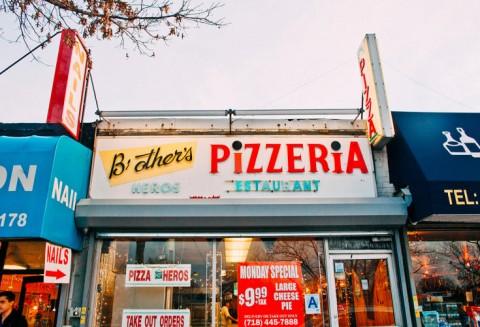 Pizza Parlors