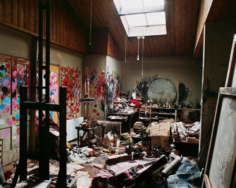 Artist and Their Studios