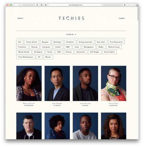 Techies Project