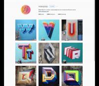 street typography