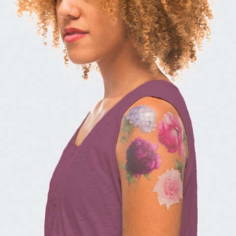 scented tattoos