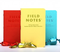 candy colored field notes