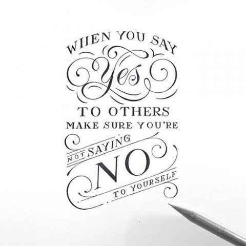 yes to others