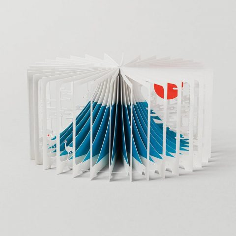 360° Book: Mt. Fuji