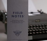 Field Notes Reporter Notebook