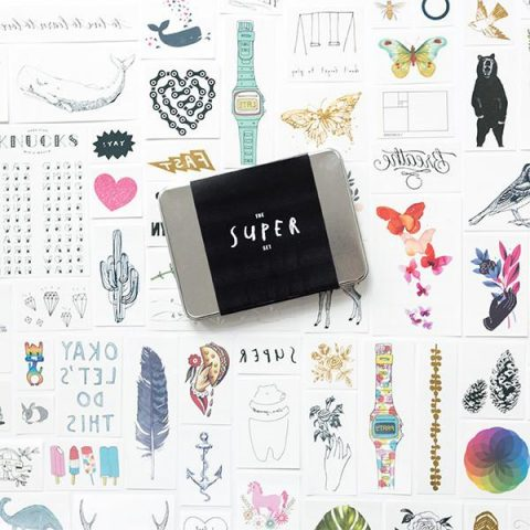 Tattly Super SEt