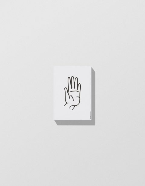 High Five Postcards