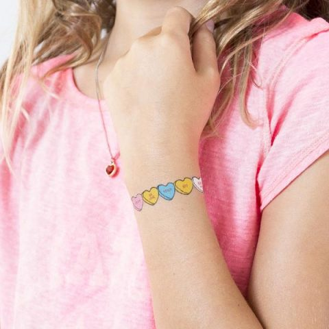 scented tattly candy tattoos