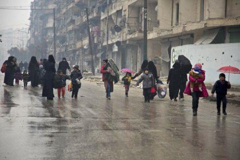 Help Aleppo