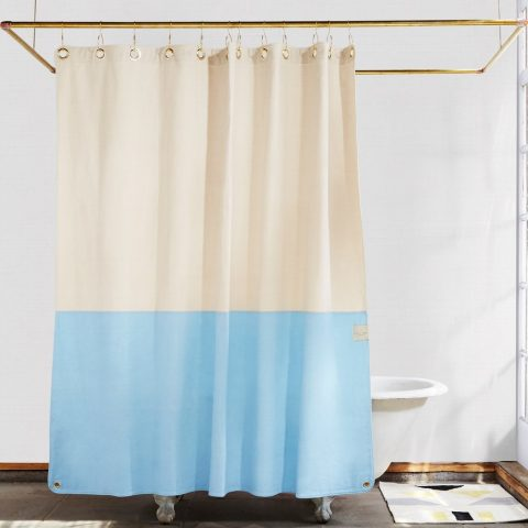 Quite Town Shower Curtain