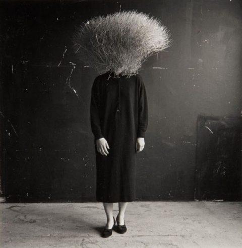 Ann Hamilton, Untitled (body object series, 1984–1993