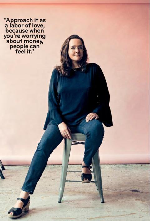 Uberlegen Inc Magazine 100 Female Founders