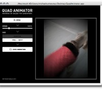 Quad Animator for the Quad Camera